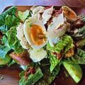 Turkey Caesar Salad