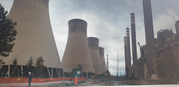 AFSIN ELBISTAN THERMAL POWER PLANT