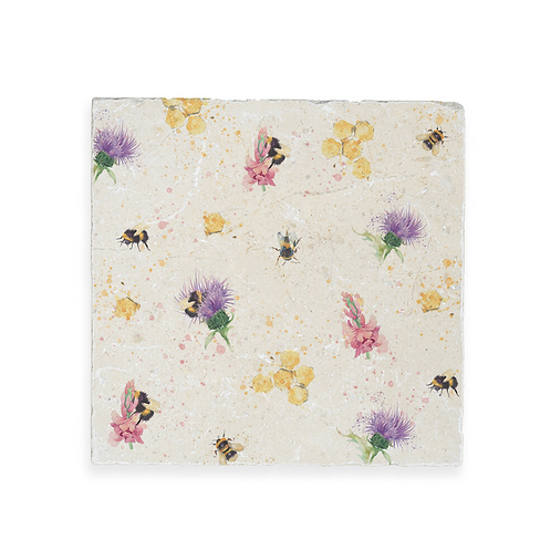 WOODLAND WALK COLLECTION: THISTLE AND BEE LARGE