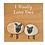 Thumbnail: Sheep Pebble Plaque-Love Ewe