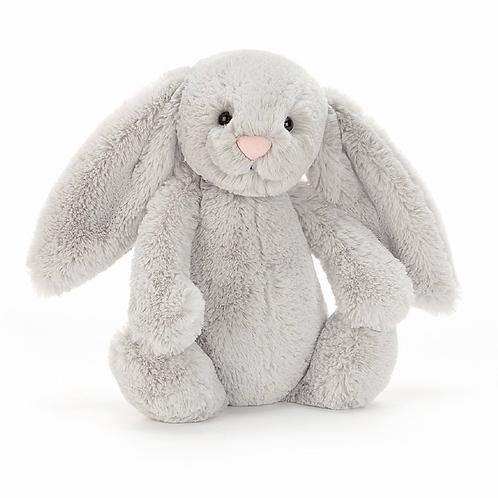 Bashful Silver Bunny
