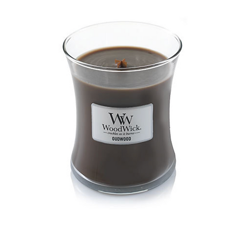Oudwood WoodWick Candle 9.7oz