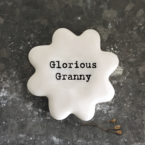 Flower token-Glorious granny