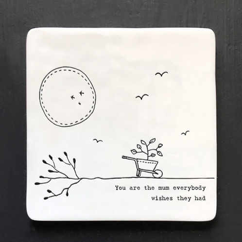 Twig coaster-You are the mum