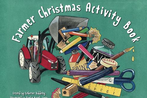 FARMER CHRISTMAS ACTIVITY BOOK