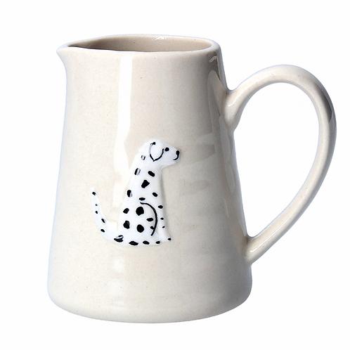 Ceramic Mini Jug 8cm - Dog