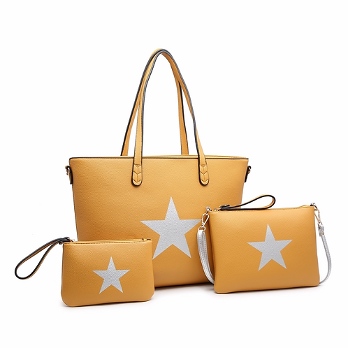 Lilia 3 in 1 Star Bag