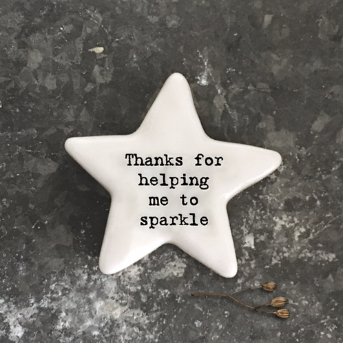 Star token-Thanks for helping me sparkle