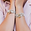 Thumbnail: A LITTLE FEATHERS APPEAR WHEN LOVED ONES ARE NEAR BRACELET