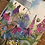 Thumbnail: Bee Garden Large Chunky Notebook