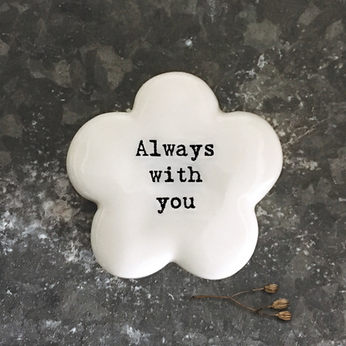Flower token-Always with you