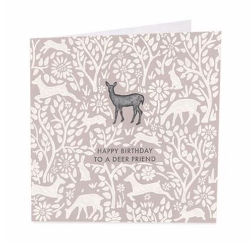 Deer Friend Card