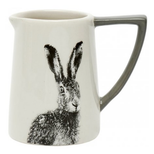 Ceramic Hare Printed Jug