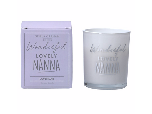 Boxed Sentiment Votive Candle - Nanna
