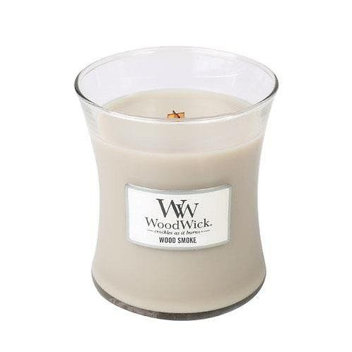WoodWick Woodsmoke Medium Candle
