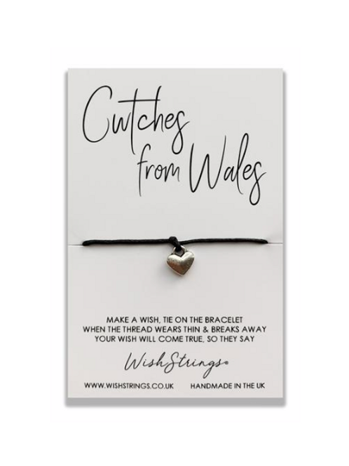CWTCHES FROM WALES - WishStrings Wish Bracelet
