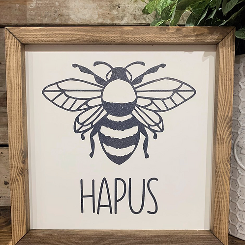 Bee Hapus - Ltd Edition