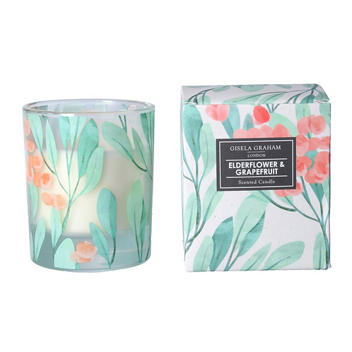 Boxed Scented Candle - Abstract Blossom