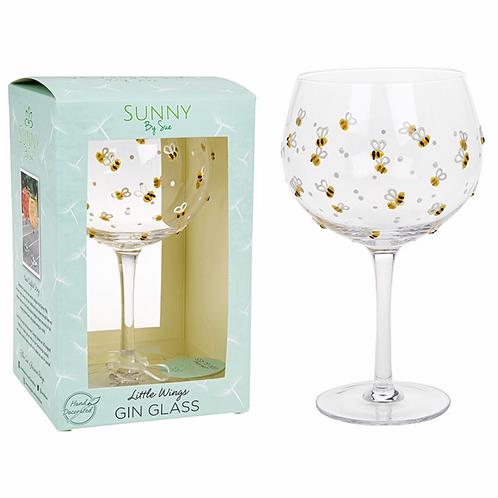 SBS Gin & Tonic Glass Bee