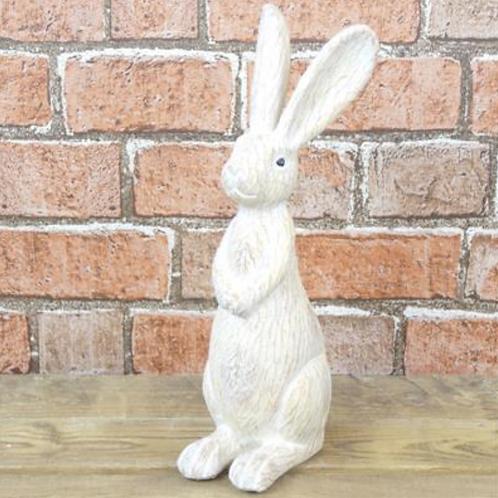 Polyresin Rabbit Ornament