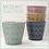 Thumbnail: Ceramic Pot Cover 13.5cm - Blue Mosaic