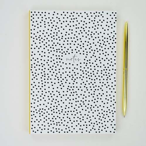 Totally Dotty Notebook