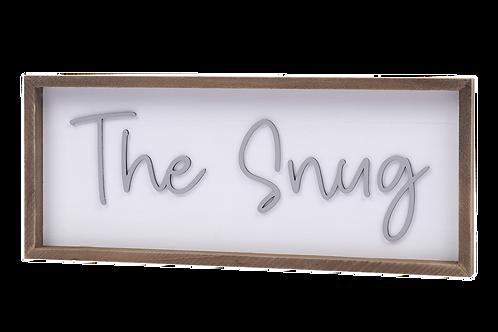 The Snug Plaque