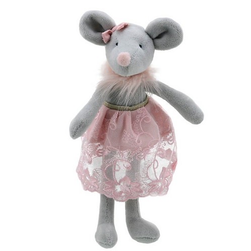 Wilberry Dancers-Mouse in Skirt