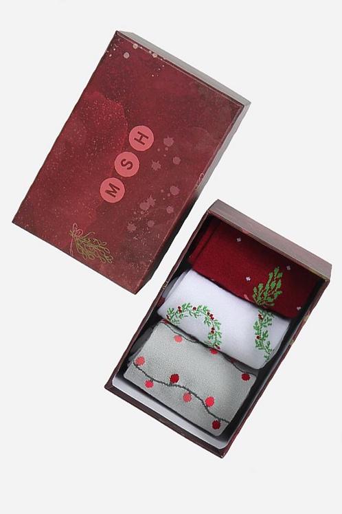 Christmas Sock Giftbox