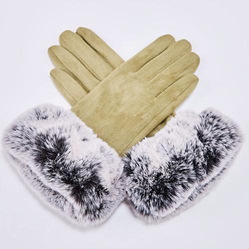 Echo Gloves Green