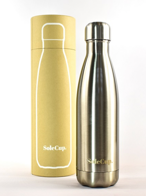 Steel Reusable Thermos Bottle