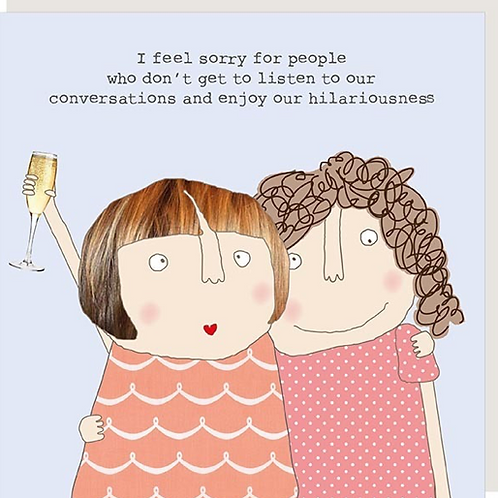 Hilariousness Card