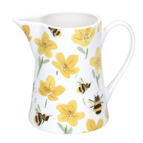 Flower/Bee Jug