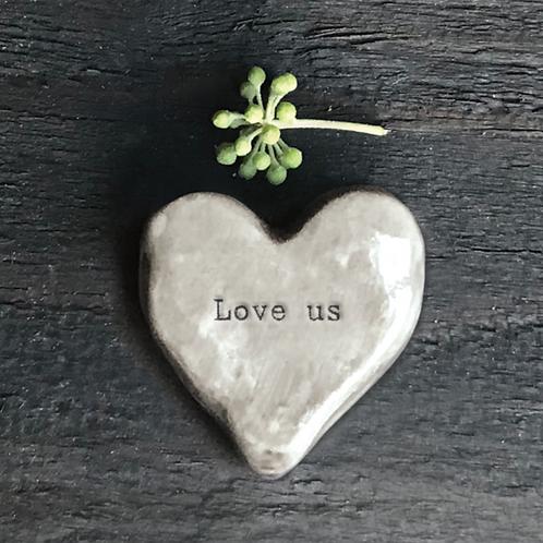 Heart token-Love us