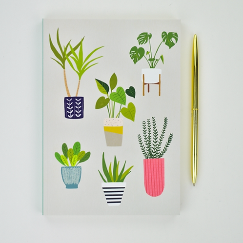 Bloom & Grow Notebook