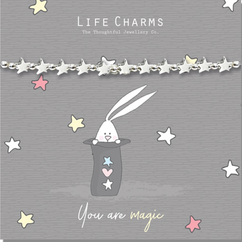 You Are Magic - Rosey Rabbits Bracelet