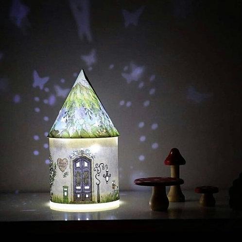 Fairy House - Marigold Dewdrop