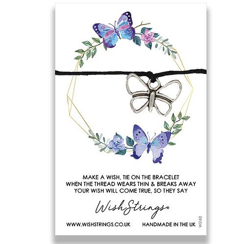 Butterfly Wishstring