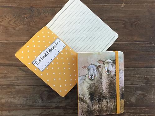Companions Sheep Small Chunky Notebook