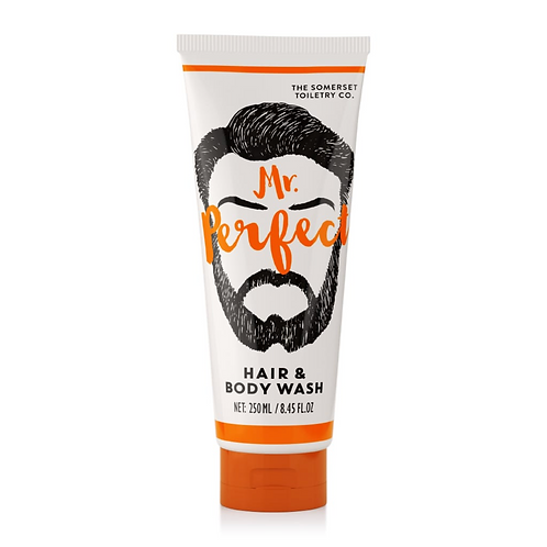 Mr Perfect Hair and Body Wash