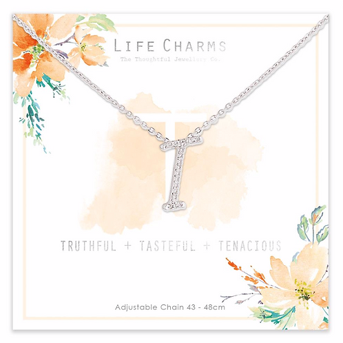 T is for...Necklace