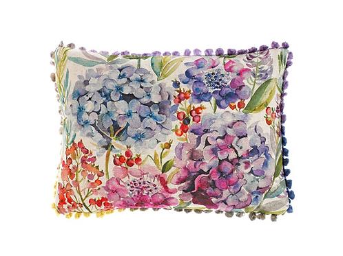 Hydrangea Arthouse Cushion