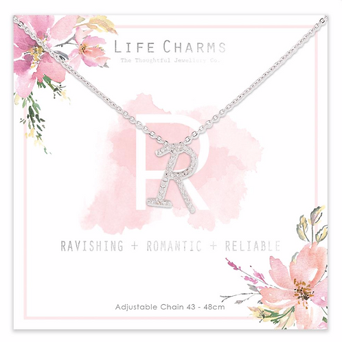R is for...Necklace