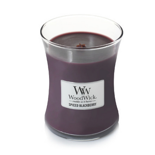 Spiced Blackberry Woodwick Candle
