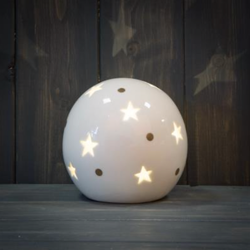 Star Globe LED 12 cm