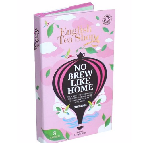 No Brew Like Home-English Tea Shop 8 Servings