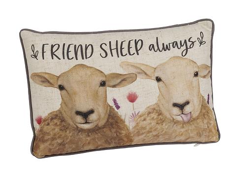 Friend Sheep Cushion