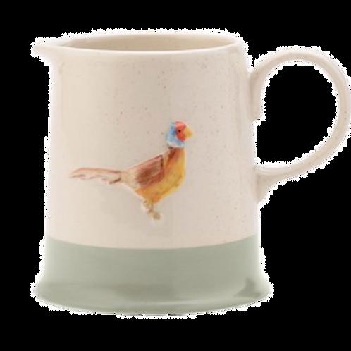 Pheasant Pint Jug