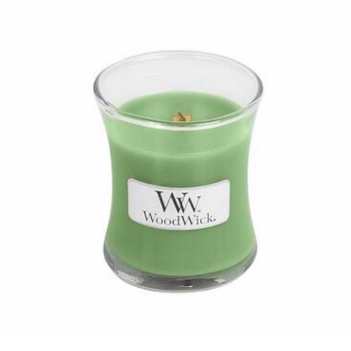 Woodwick Hemp and Ivy Mini Candle