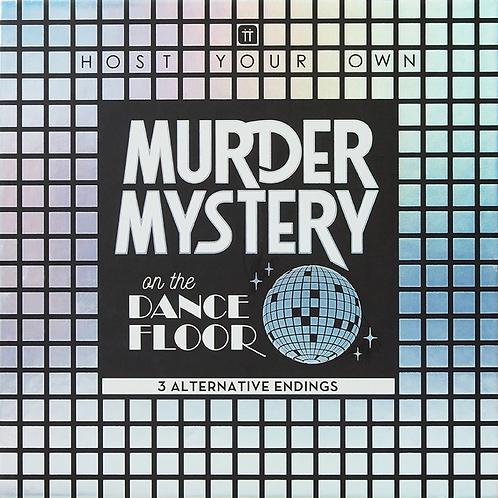 Host Your Own Murder Mystery On The Dancefloor